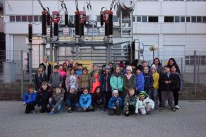 28.02.2019 VS Kapellen, Führung, VS Rossatz Lesenacht 075